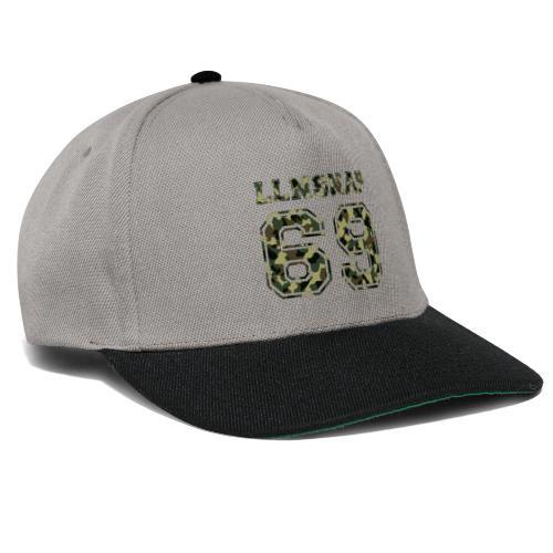 LLNsnap 69 (camo) - Casquette snapback