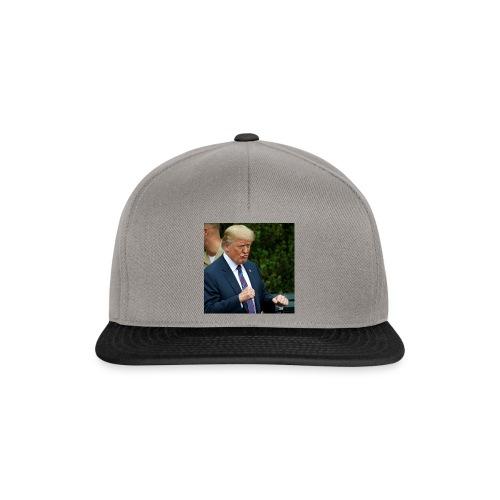 BIG T - Snapback Cap