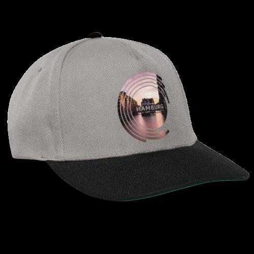 Hamburg Geometrische Form Kreis Spectrum - Snapback Cap