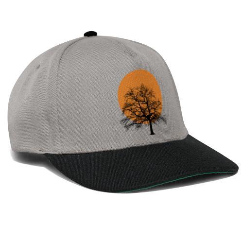 Dots Tree - Snapback Cap