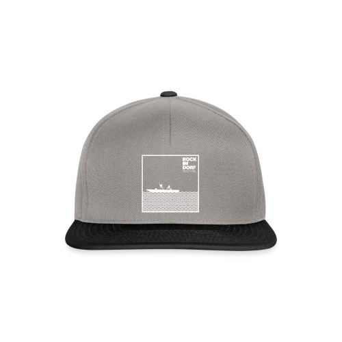 Rock im Dorf Festival 2019 Merch Kollektion - Snapback Cap
