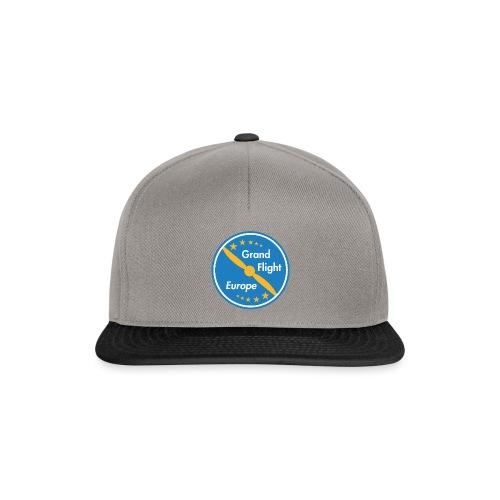 Grand Flight Europe Logo - Snapback Cap