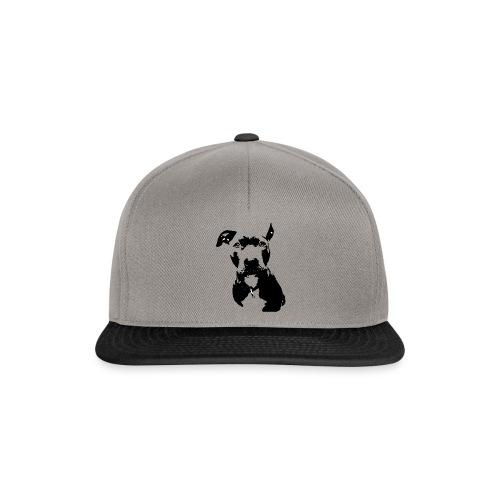 dog Bluline - Snapback Cap