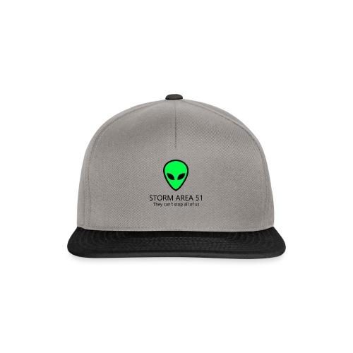 area51 - Snapback Cap