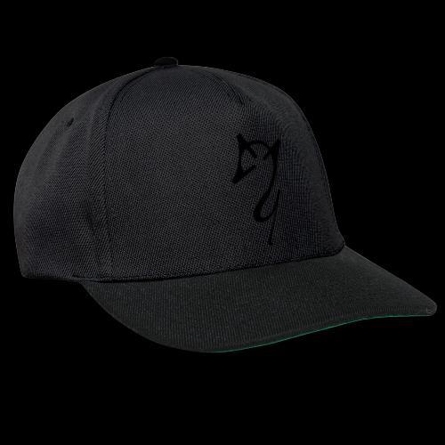 Overscoped Logo - Snapback Cap