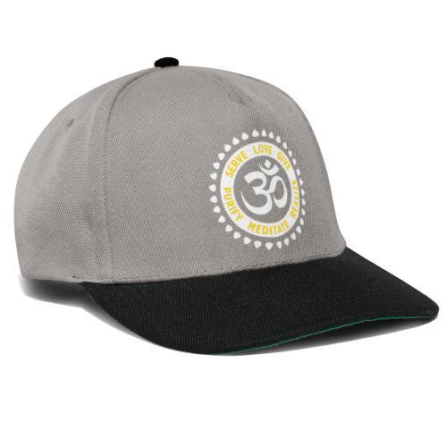 Serve Love Give - Snapback Cap