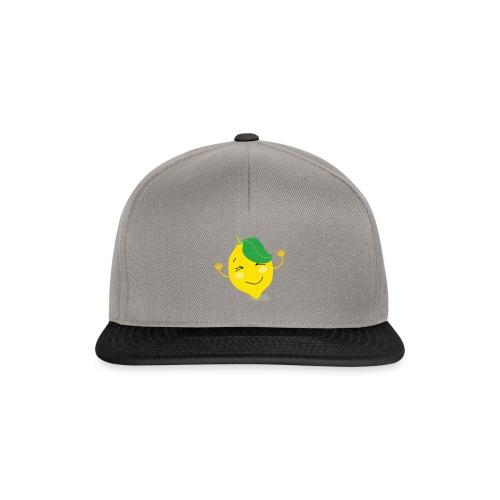 Fruchtige Zitrone - Snapback Cap