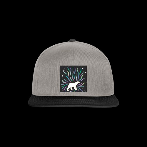 polar ours - Casquette snapback