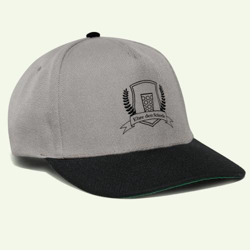 Ehre den Schorle - Snapback Cap