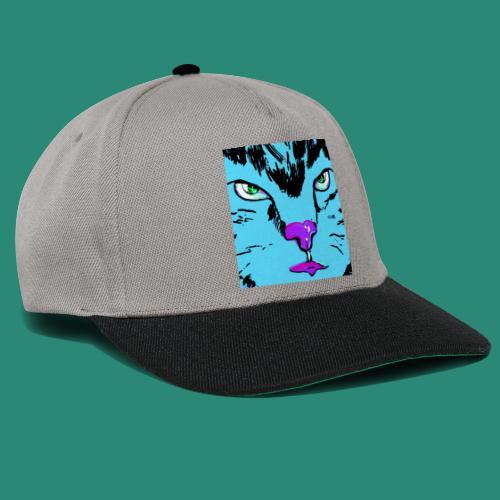 Der blaue Kater - Snapback Cap