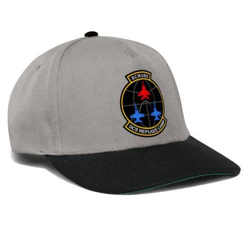DCS Refugee Camp - Snapback Cap