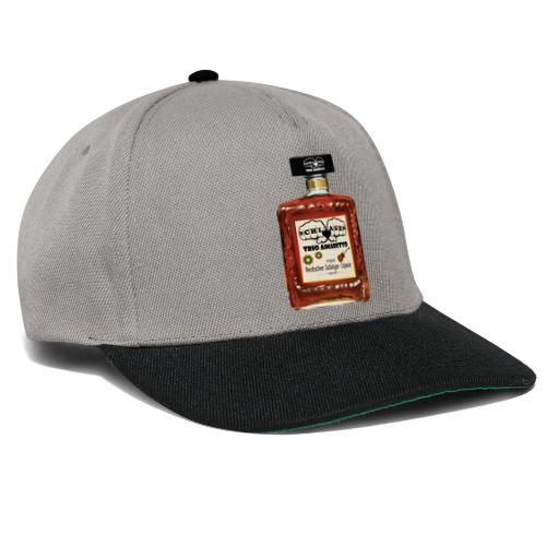 Trio Amaretto Flasche - Snapback Cap