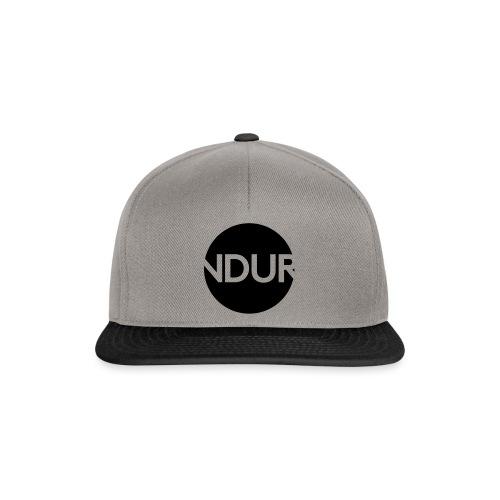NDUR Logo rund - Snapback Cap