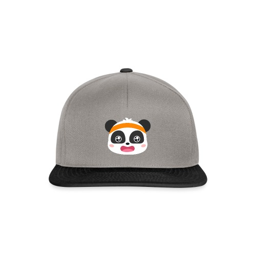 bebe panda - Gorra Snapback