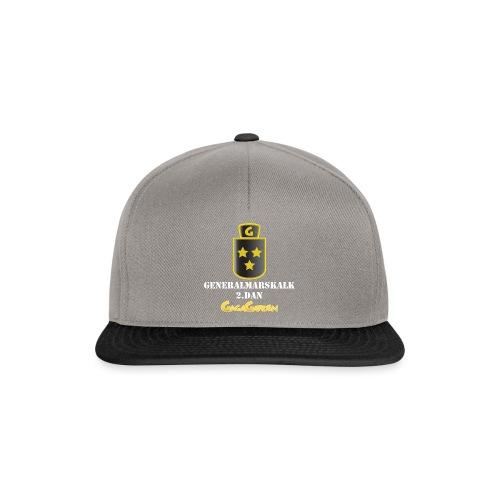 GagaGarden generalmarskalk 2.dan - Snapback-caps