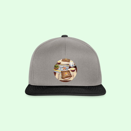 Flavors of Crepes - Casquette snapback