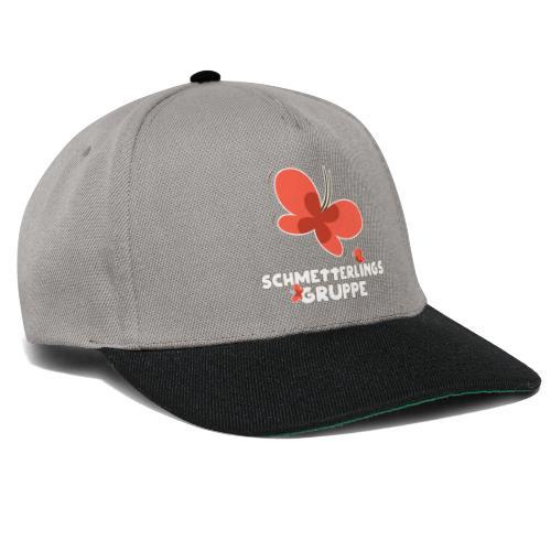 Schmetterling Gruppe Kindergarten - Snapback Cap