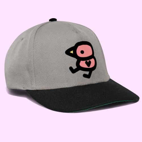 Pinkguin Yogurt Color - Snapback Cap