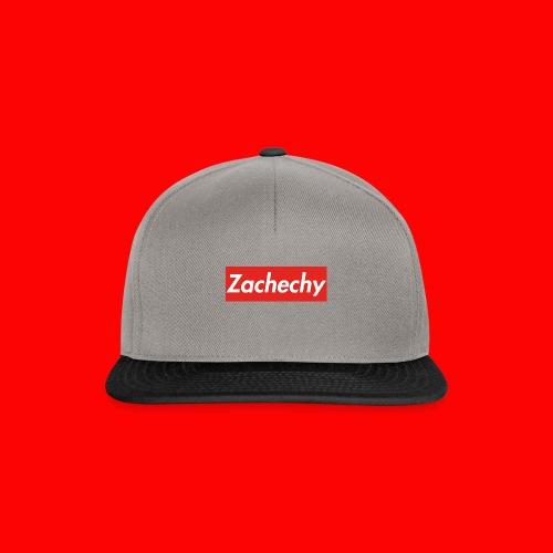 Zachechy RED - Snapback Cap