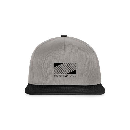 THE GOOOD PLACE LOGO - Snapback cap