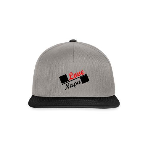 Love Napa - Snapback Cap