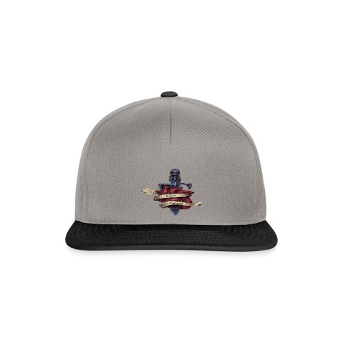 Untitled-3 - Snapback Cap
