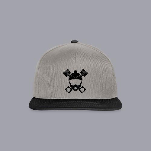 LOGO SMR - Snapback Cap