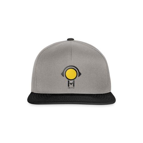 MAKEBEATZ COLORLINE YELLOWHEAD - Snapback cap