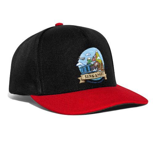 Singapore - Snapback Cap