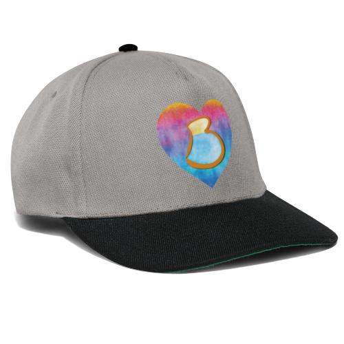 Be a B Heart - Snapback Cap