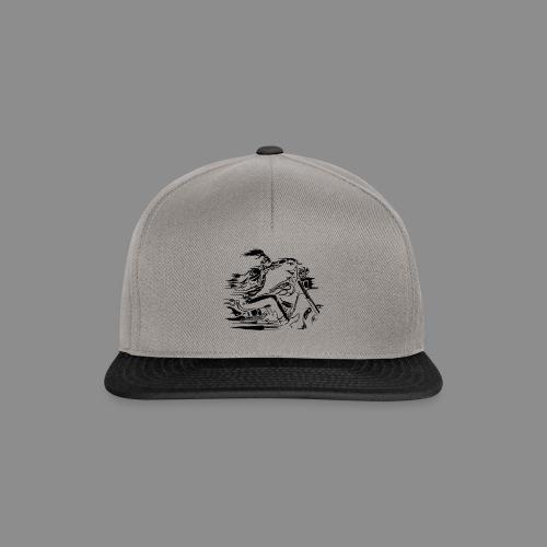 Motorcycle Skull - Gorra Snapback