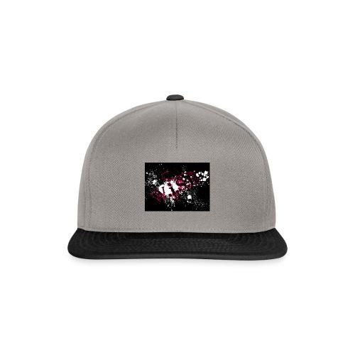 WISR Musta Huppari unisex - Snapback Cap