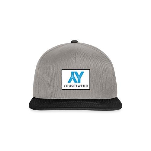 Yousetwedo - Snapback Cap