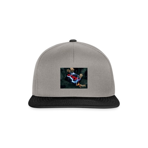Logo GOREX che brucia - Snapback Cap