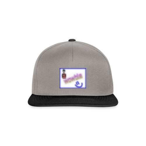wowble er en kanal forbundet med galskap og yaa - Snapback-caps