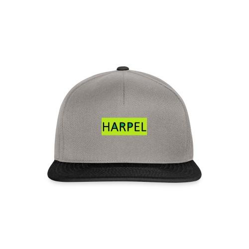 LIMMETTE HARPEL - Snapback Cap
