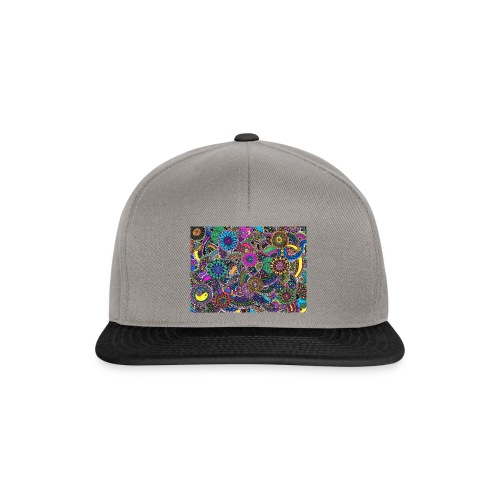Color your life - Snapback Cap
