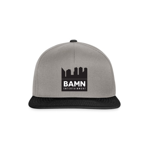 bamn3 png - Snapback Cap