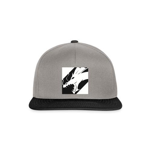Dragon White Mok - Snapback cap
