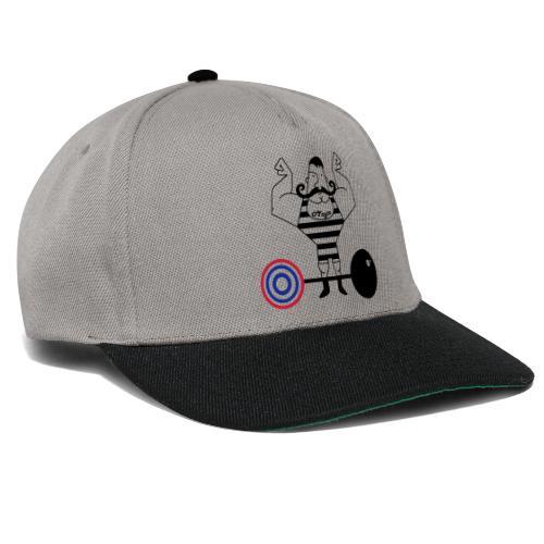uomo_forzuto3-0 - Snapback Cap