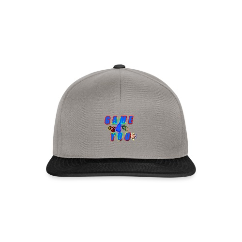 Game4You - Snapback Cap