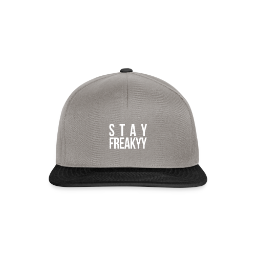 Stay Freakyy - Snapback cap