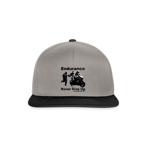 Race24 Push In Design - Snapback Cap