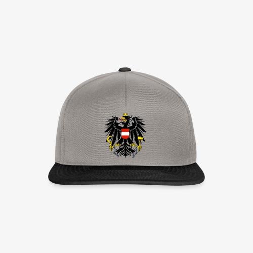 Österreich Wappen - Snapback Cap