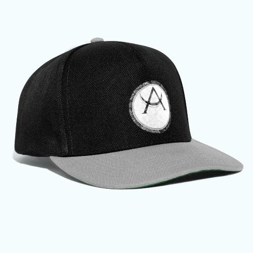 Mystic motif with sun and circle geometric - Snapback Cap