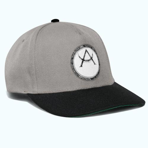 Mystic motif with sun and circle geometric - Snapback Cap