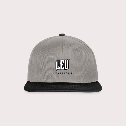 Logo Leviticus - Snapback Cap