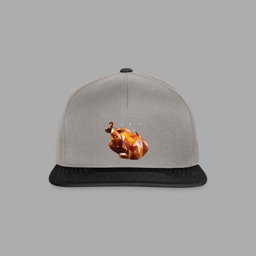 Turkey polyart - Snapback Cap
