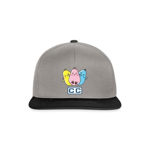 CC - Snapback cap