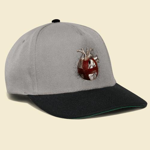 Radball | Cycle Ball Heart - Snapback Cap